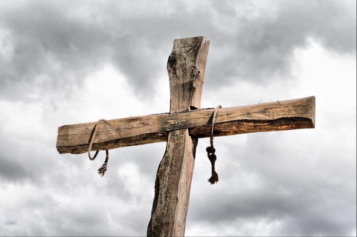 The Naked God: The Cross and BodyShame