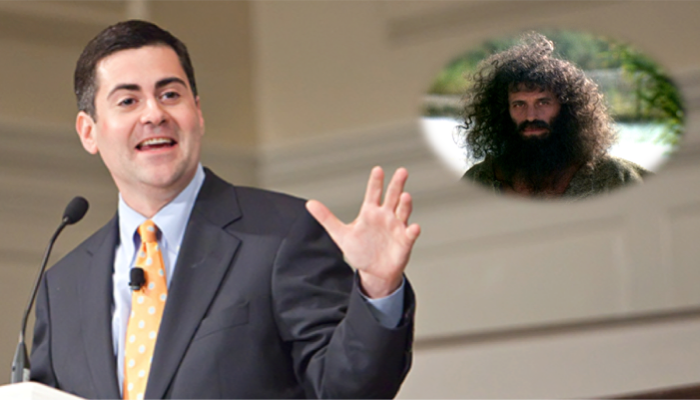 After Rebuke of Russell Moore, some in SBC move to Censure John the Baptist Next
