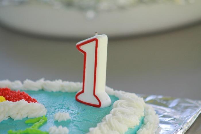 A year ofblogging