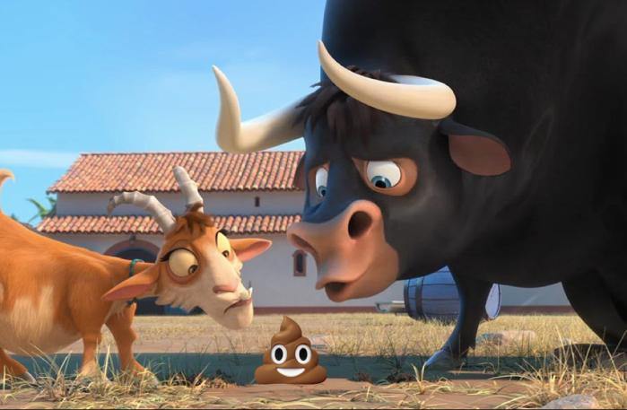 Ferdinand and bull____.