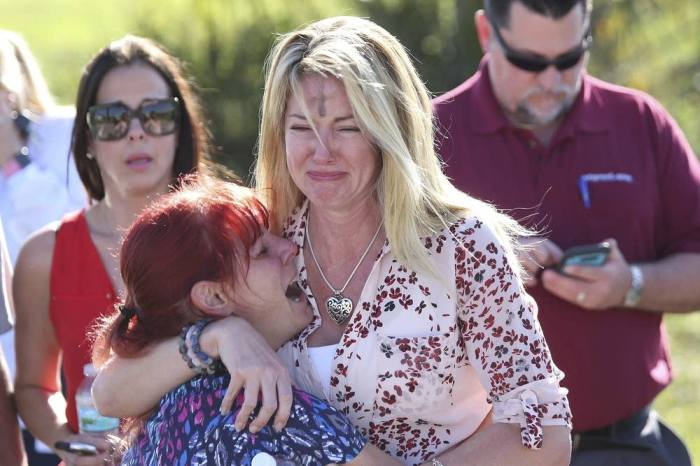 It's NOT just a heart issue: On school shootings and false choices
