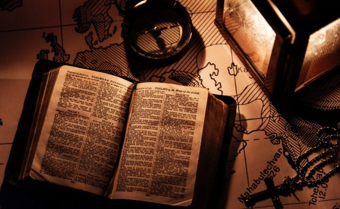 Why teach the Bible as a story?