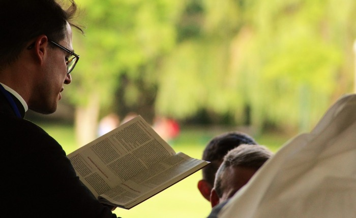 "The ""liberal drift"" of an all-male clergy"