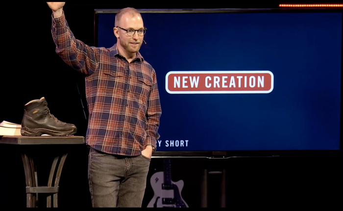 A sermon on New Creation